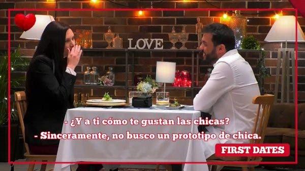 Víctor first dates