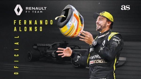 obstáculo Fernando Alonso