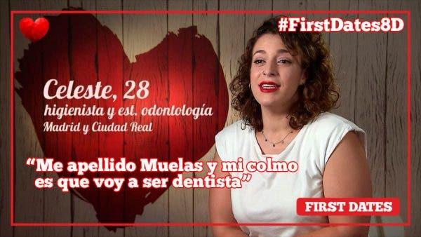 celeste first dates