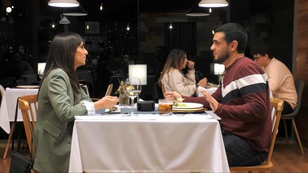 Cristina First Dates
