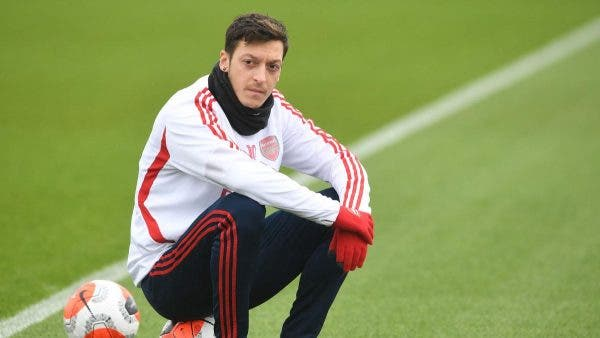 Atlético Özil