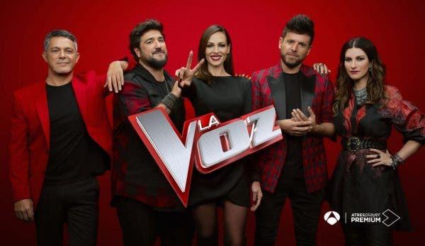 Eva González voz