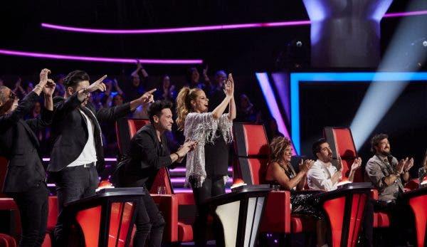 finalistas voz senior, el reality de TVE