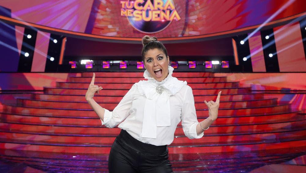Cristina Ramos cara suena