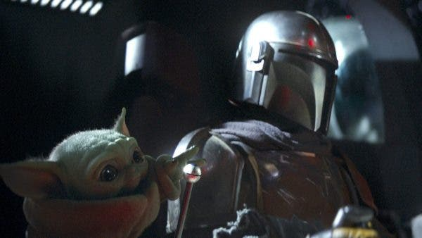 Baby Yoda The Mandalorian Star Wars