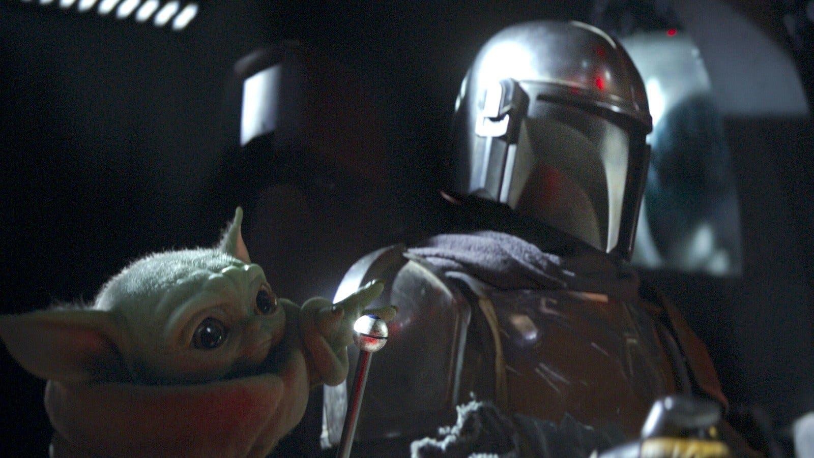 Baby Yoda The Mandalorian