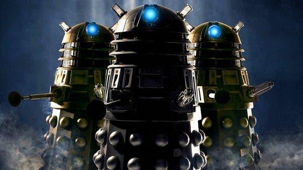 Los Daleks en Doctor Who