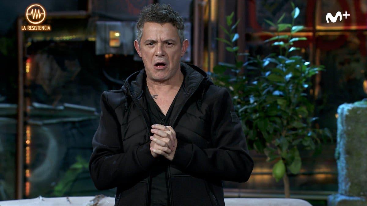 Alejandro Sanz Resistencia