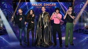 monstruo Mask Singer