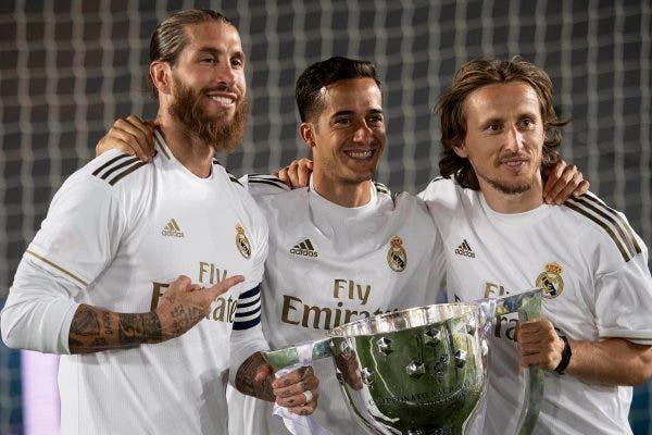 renovaciones Real Madrid