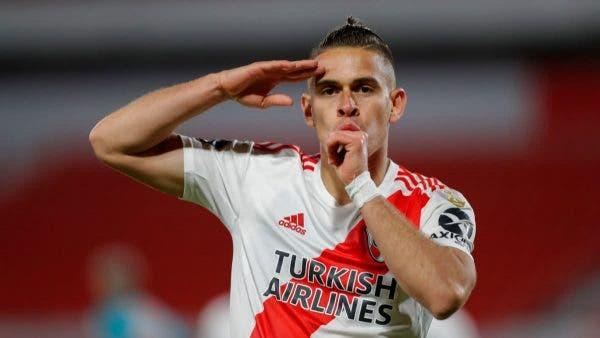 Rafael Santos Borre Sevilla FC