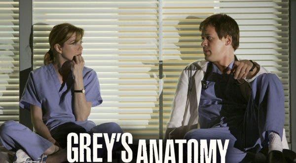 O'Malley Anatomia grey