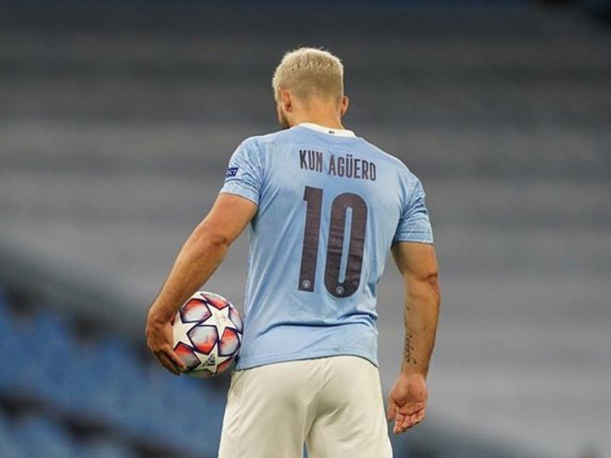 kun agüero City