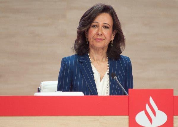 Banco Santander fusión