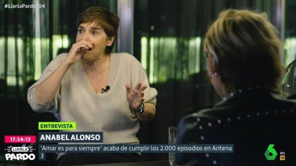 Anabel Alonso liarla pardo