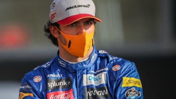 Carlos Sainz ahora sabe mas sobre el agujero que presenta Ferrari