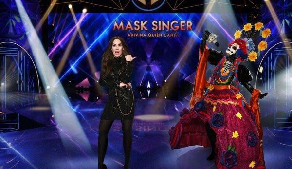 Catrina semifinal Mask Singer