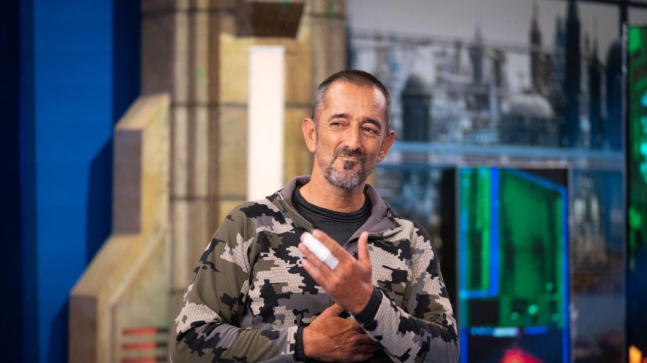 doctor Cavadas Hormiguero