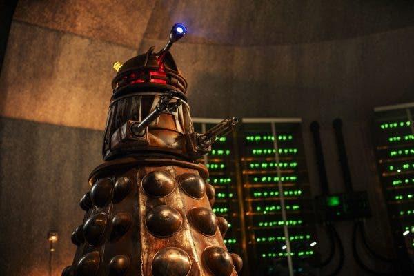 Daleks en Doctor Who