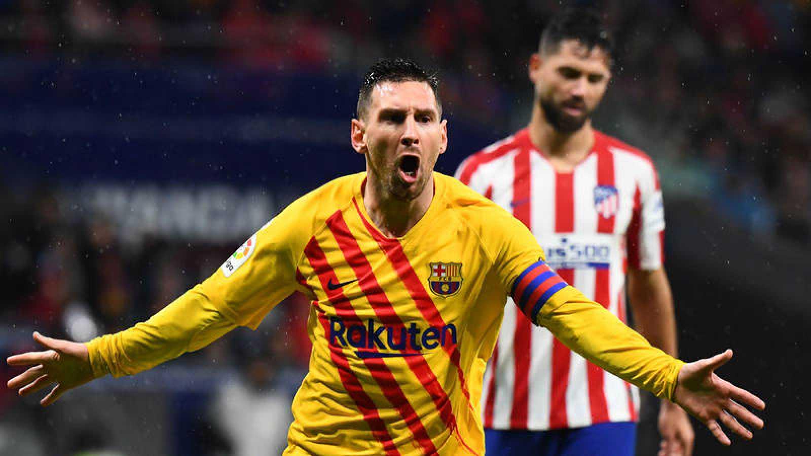 Messi atlético