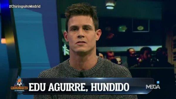 Exclusiva Edu Aguirre