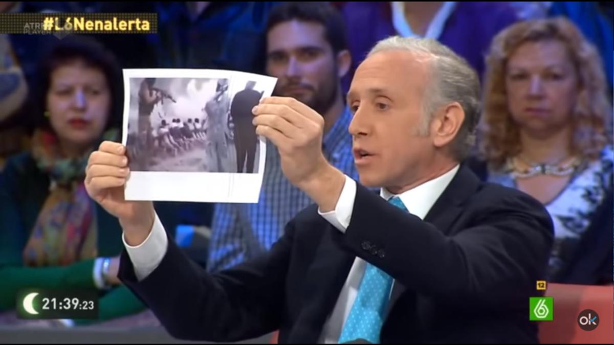 Eduardo Inda mentiras
