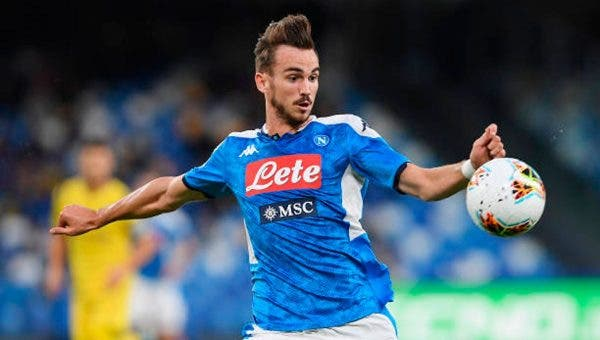 Fabián Juventus