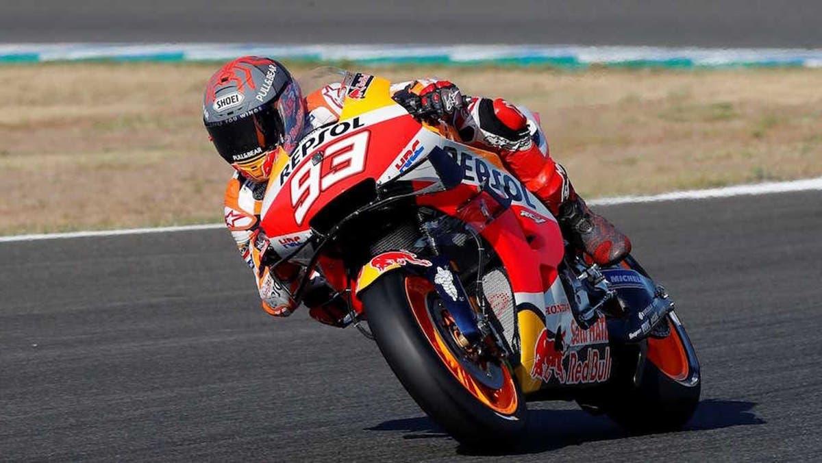 Marc Márquez Honda