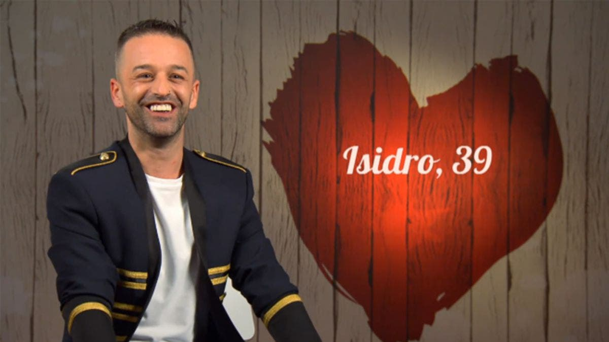 Isidro en First Dates