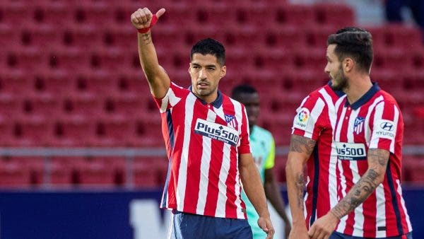 Luis Suárez Atlético