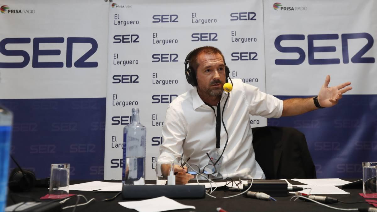 Manu Carreño Larguero