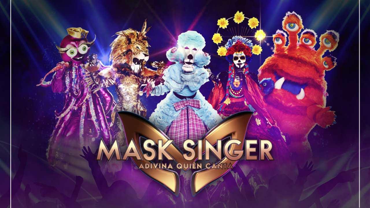 Mask Singer hoy