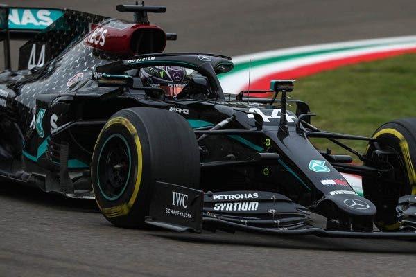 Mercedes Hamilton