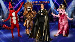 Mask Singer Antena 3