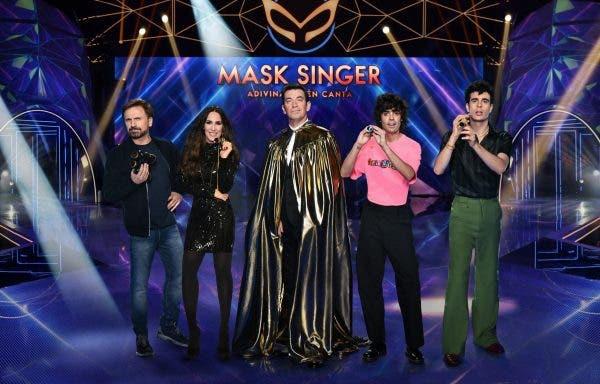 final Mask Singer
