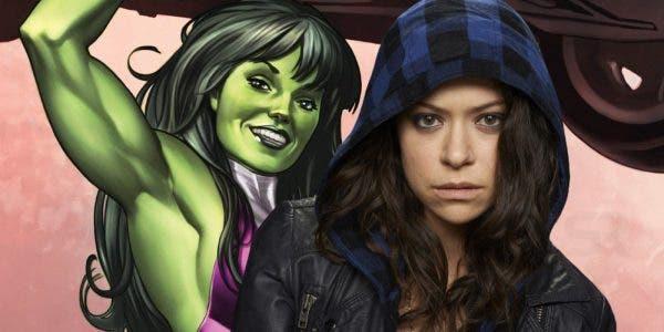 She-Hulk Bruce Banner