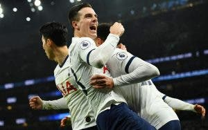 Tottenham Lo Celso