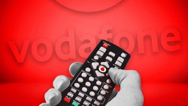 Vodafone radio