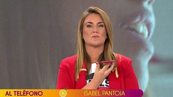 sálvame Isabel Pantoja