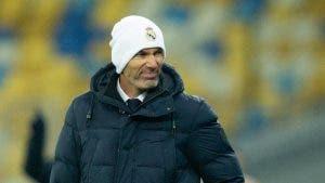 El Real Madrid no se atreve a  despedir a Zidane
