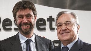 Florentino Pérez Juventus