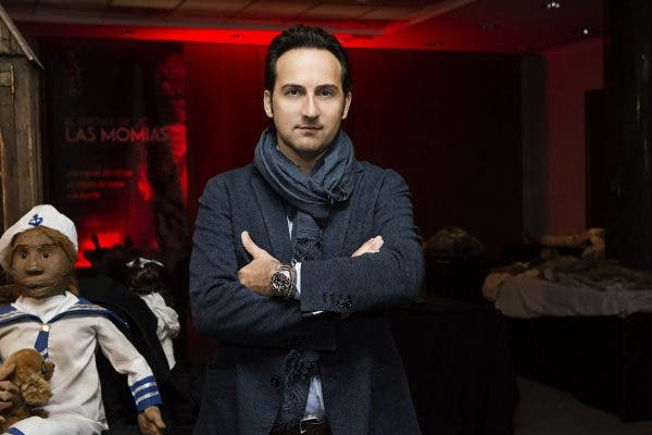 Iker Jiménez cepa