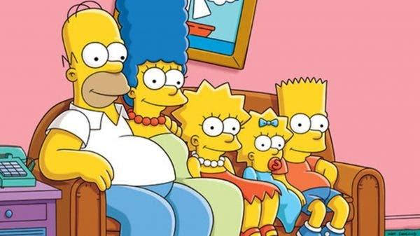 Simpson nuevos ricos