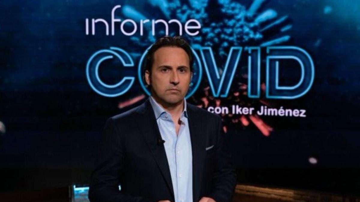 Iker Jiménez Telecinco
