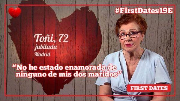 toñi first dates