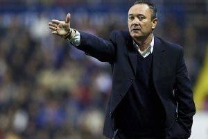 JIM entrenador del Real Zaragoza
