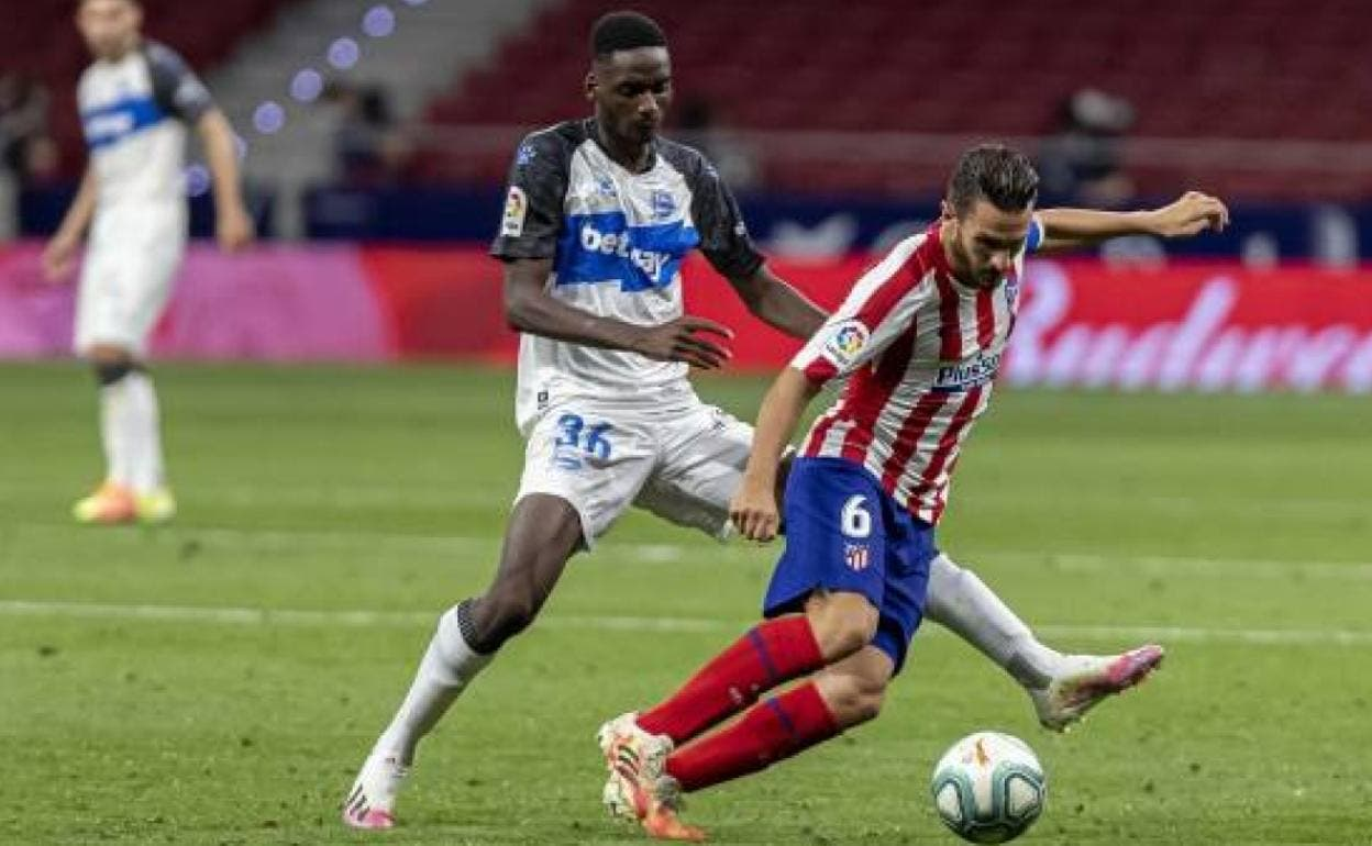 Mahmoud vs Atlético