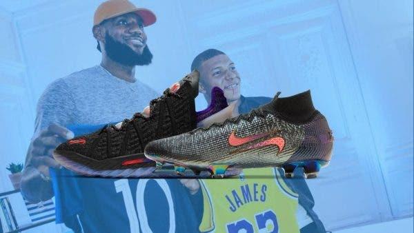 Nike Kylian Mbappé x LeBron James