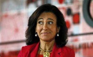 Banco Santander enemigo