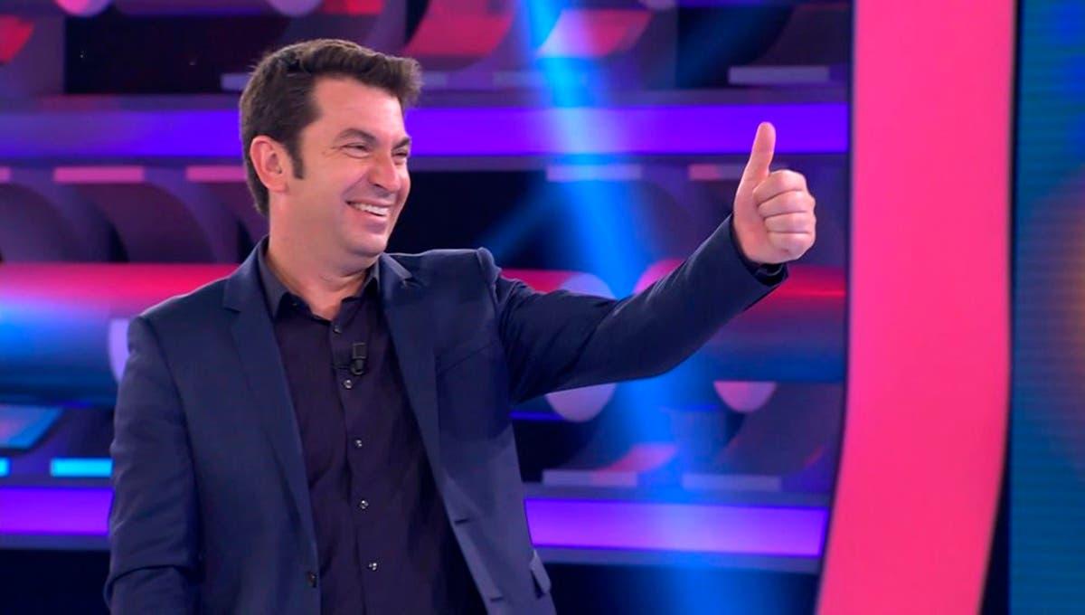 Arturo Valls Pasapalabra